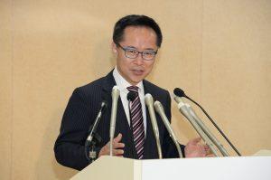 古川元久幹事長