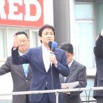 玉木雄一郎共同代表埼玉遊説