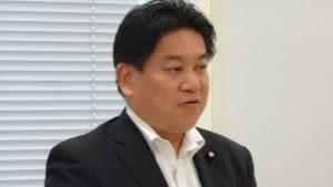 羽田雄一郎代表世話人