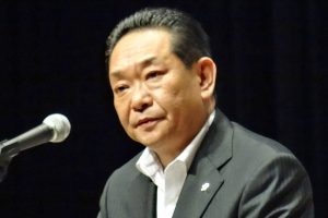 JP労組増田光儀中央執行委員長